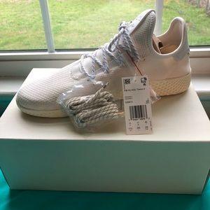 a66ff793c adidas Shoes - NIB Adidas Pharrell Williams Hu Holi White 11.5